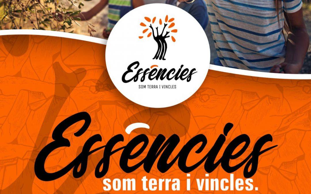 Presentació del projecte Essències a la Universitat d'Alacant