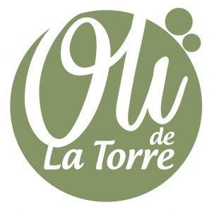 Oli de La Torre. Logo verd.