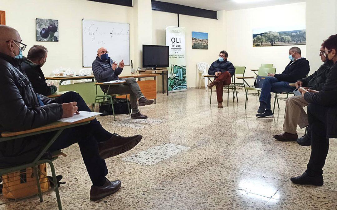 Reunió d'Essències a La Torre de les Maçanes