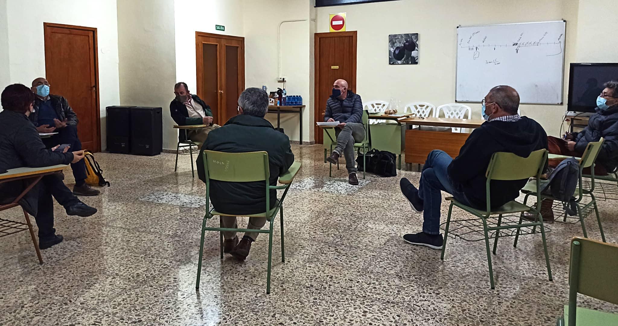 Reunió d'Essències a La Torre de les Maçanes. Foto 2